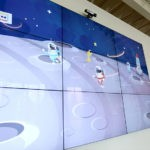 Do Space: Interactive Welcome Wall