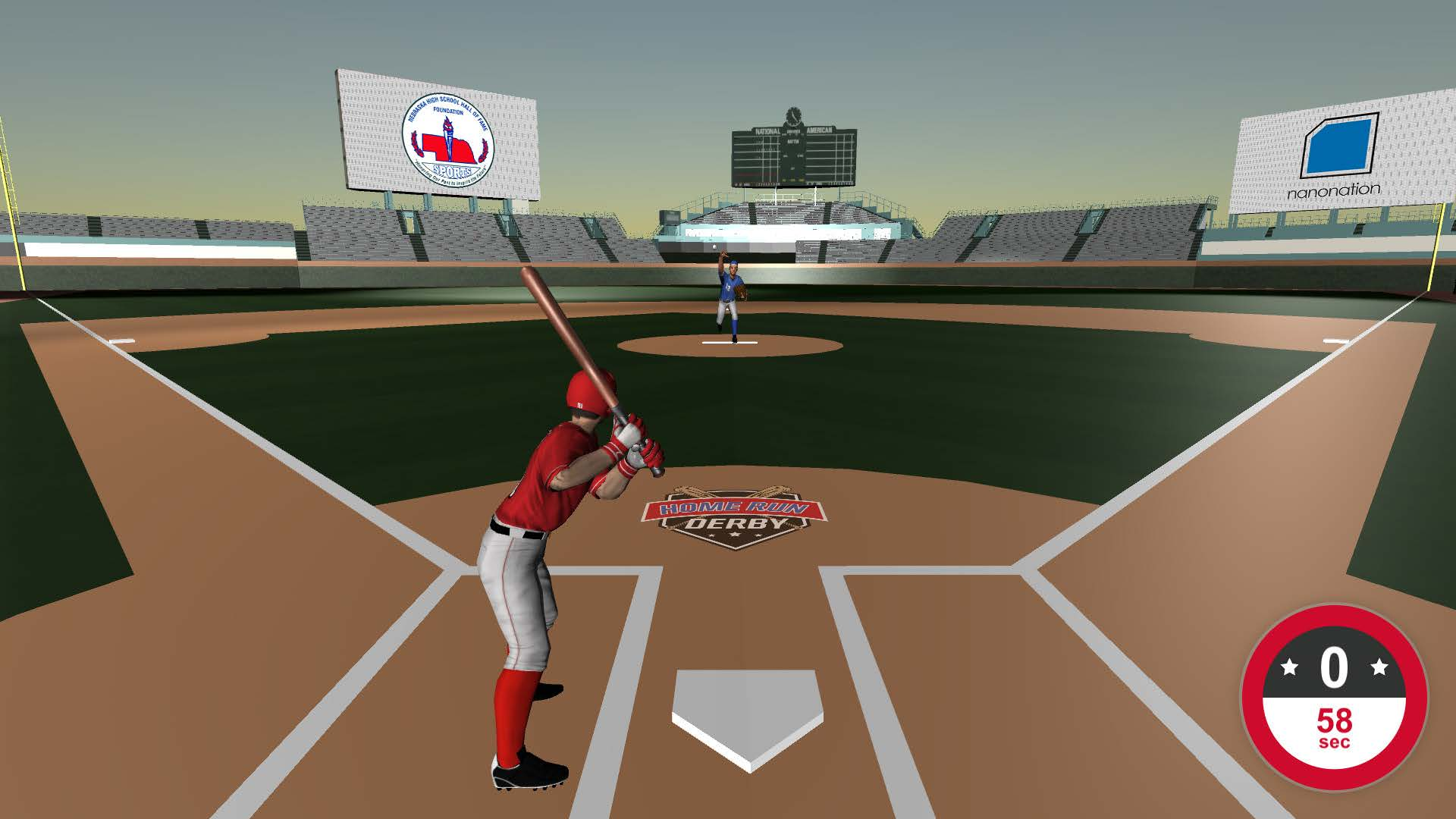 Baseball Game Screenshot