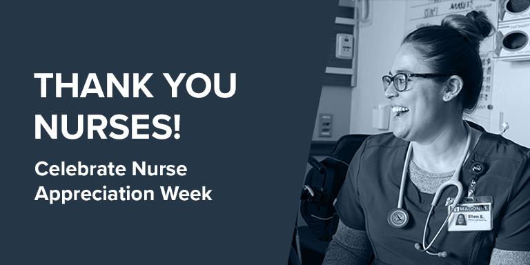 Nurse Appreciation Week Digital Signage Template